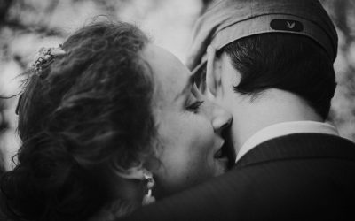 Coco + Lex | 1920s vintage wedding